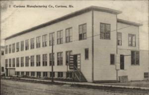 Corinna ME Manufacturing Co c1910 Postcard