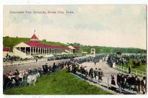 Interstate Fair Grounds, Sioux City Iowa