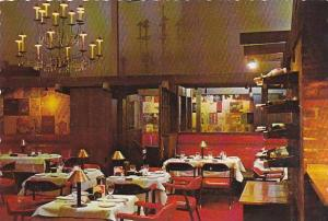 Clark's Red Carpet Restaurant Seattle Washington