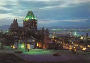 Canada Night View Quebec