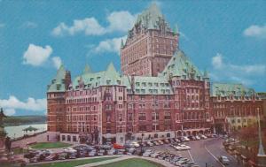 Canada Quebec La Cite Chateau Frontenac