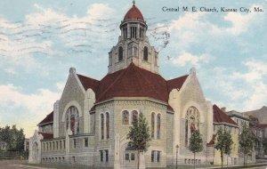 KANSAS CITY , Missouri , 1910 ; Central M.E. Church