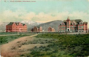 ID, Pocatello, Idaho, State Academy