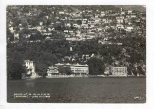 RP  Grand Hotel Ville D´Este, Cernobbio, Italy, PU-40-50s
