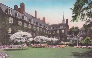 Massachusetts Andover Inn The Garden Albertype