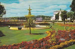Princess Theatre and Gardens,  Torquay,  Devon,  England,  PU_1987