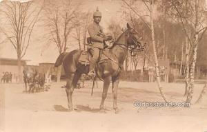 Military Real Photo Post Cards Old Vintage Antique Soldier, Army Men Hessian ...
