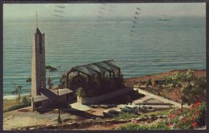 Wayfairers Chapel,Rancho Palos Verdes,CA Postcard BIN