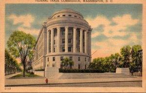 Washington D C Federal Trade Commsiison