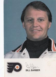 ICE HOCKEY ; Philadelphia Flyers , 1980s ; Bill Barber
