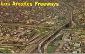 USA Los Angeles Freeways 01.84