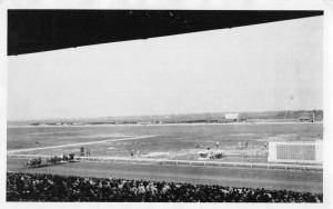 Miami Florida Jockey Club Race Track Start Line Real Photo Snapshot JE229431