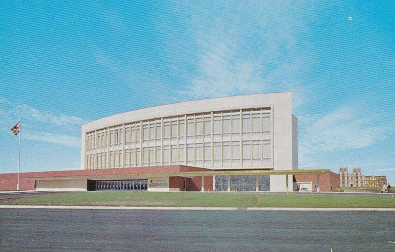 CALGARY , Alberta , Canada , 1950-60s ; Jubilee Auditorium