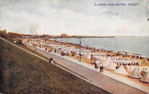 England Gorleston Front Beach 1926