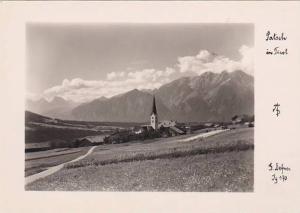 Austria Patsch im Tirol Real Photo