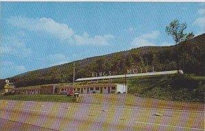 Pennsylvania Williamsport Kings Terrace Motel