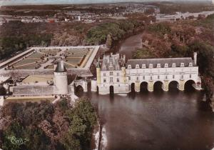 France Chenonceaux Le Chateau et ses Jardins