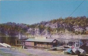 Arkansas Omaha Cricket Creek Boat Dock
