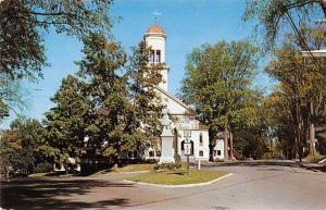 Lincoln Maine Methodist Church Exterior Vintage Postcard JA4741428