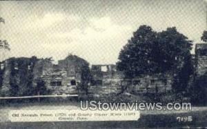 Old Newgate Prison 1773