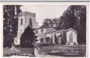 Northamptonshire; Easton Neston Church PPC, Unposted, From Christian Novels