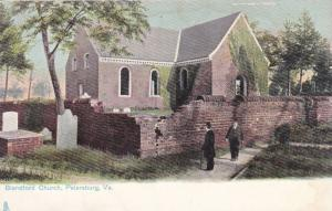 Exterior, Blandford Church,Petersburg,Virginia,00-10s