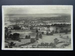 Gloucestershire FROCESTER HILL Severn View - Old RP Postcard