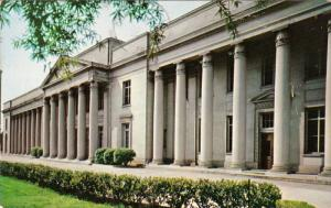 U.S. Post Office, CHARLOTTE, North Carolina, 40-60´s