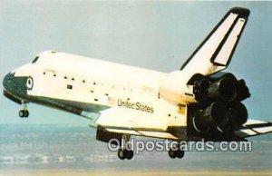 Columbia Returns to Earth NASA's Dryden Flight Edward's AFB, CA, USA Unused