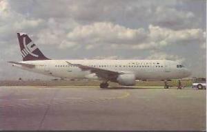 EXCALIBUR AIRLINES AIRBUS A320-212