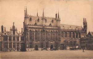 BR55547 Bruges la justice de paix belgium