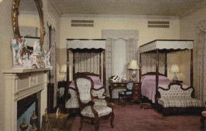 Alabama Mobile Bellingrath Gardens Bellingrath Home Upstairs Guest Room