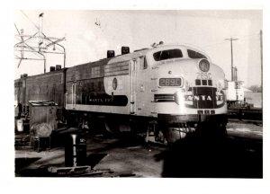 Locomotive 289 C F-9 Dodge City Kansas , Original Photo