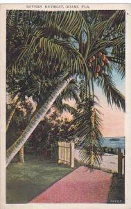 Florida Miami Lovers Retreat