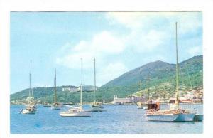 St Thomas, US Virgin Islands, Charlotte Amalie, W.I, 40-60s