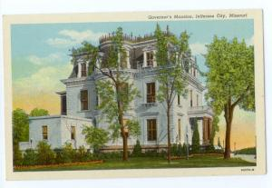 Linen of Governor's Mansion in Jefferson City Missouri MO