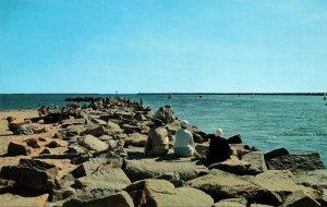 Rhode Island Galilee Breakwater