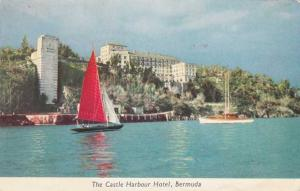 The Castle Harbour Hotel - Bermuda - pm 1954
