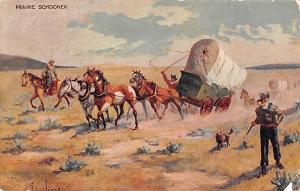 John Innes, Prairie Schooner 1908