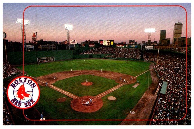 Massachusetts Boston , Fenway Park , Boston Red Sox