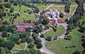 Martyr's Shrine , MIDLAND , Ontario, Canada, 50-60s