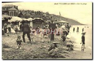 COPY Villers Sur Mer Children On The Beach