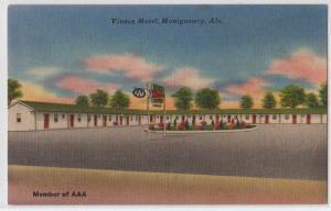 Vinson Motel, Montgomery AL