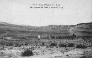Algeria The Constantine Phosphate Cy - Kouif Factory and El-Bey postcard