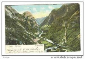 Naerodalen, Sogn., Norway, pre-1907