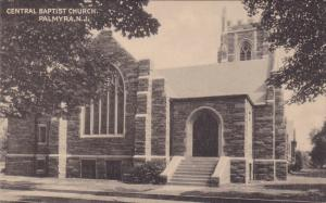 Central Baptist Church, Palmyra, New Jersey, 1900-1910s (1)