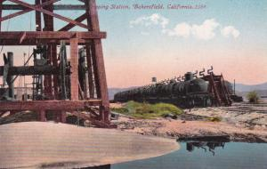 Oil Shipping Station , BAKERSFIELD , California,00-10s