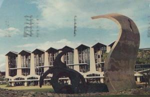 University Of East Africa Nairobi 1974 Kenya Postcard