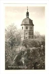 RP, Glockenturm mit Kasematten, Graz (Styria), Austria, 1920-1940s