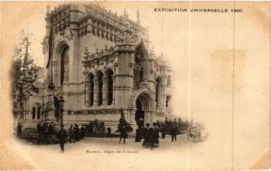 CPA PARIS EXPO 1900 - Russie, Régie de l'alcool (307056)